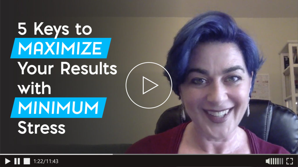 5 Keys to Maximize Your Results